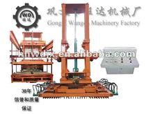 Made in China brick making machinery !! 2012 New type latest technology