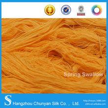 hanks and cones yarn 120N/2 spun silk cotton linen blended yarn