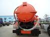 HOWO vacuum sewage tank truck ,4x2 new sewage pump truck