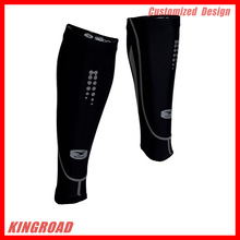 Custom Sportswear Calf Sleeve Digital Sublimation Transfer Printing Compression Calf Sleeve