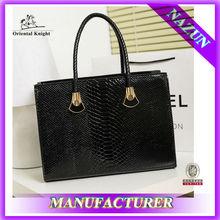 Top quality female handbag, leather female handbag,2015 female handbag