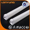 High lumen 240 degree wide beam angel tube bracket japan led t5 red tube led t5 7w