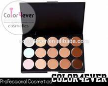 Wholesale Pro 15 Colors Makeup Facial Camouflage Cosmetic Concealer Neutral Palette concealed brackets