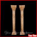 Mármol granito columnas y pilares Interior de piedra columnas