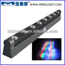 8*10W Cree LEDs.led beam bar