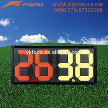 football&soccer&basketball&volleyball score board(FD687)