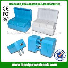 HC-006 international power adapter,high quality international power adapter,usb port high quality international power adapter