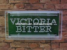 Victoria bitter neon sign
