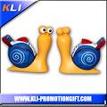 Em forma de caracol da espuma do plutônio brinquedo brinquedo anti-stress pu caracol