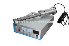 industrial ultrasonic extraction of plant oil reactor
