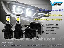 cree led h4 super bright LED head light best price ever led h4 headlight 2800lumens