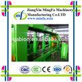 4300mm max malha de tecelagem largura pesados hexagonal gabion máquina para 3.5mm fio, 22kw