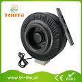 4/6/8/10/12 pulgadas industrial del ventilador del ventilador del ventilador en línea para la ventilación