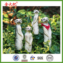 Meerkat Family Garden Ornaments Kids Ornaments for Garden