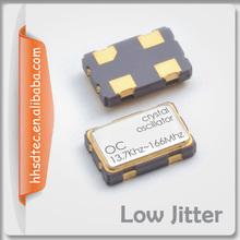 Factory Price IC chip Module OC Type 7.0 x 5.0 CMOS SMD quartz crystal oscillator 10.7mhz mhz resonator