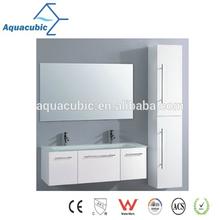 Popular Hot Sale New Design ASF 1096 Double Sinks Bathroom Furniture
