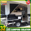 wholesale luxury camping travel trailers with tent