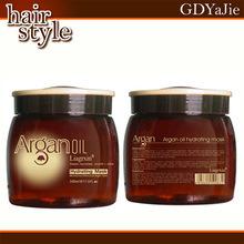 Professional moisturizing & repairing argan hair mask