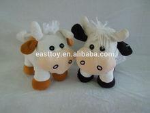 2014 new colors plush cow