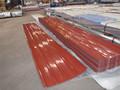 melhor preço do zinco onduladas de aço folha da telhadura