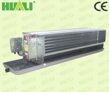 2014 top stile europeo fan coil, condizionatore d'aria canalizzati per centrale aria condizionata
