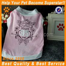 JML High qulity beautiful pink pet clothes- pet clothing- dog clothes