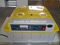 mini jn48 automático de huevos de pollo incubadora y nacedora para incubar