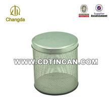 Elegant metal packaging box for ballpoint pen item No.CD - 098