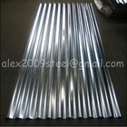 Building construction material aluzinc coated steel roofing sheet