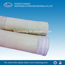 PPS dust collector asphalt bags
