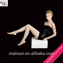 High Quality 2014 Black Medical Compression Nylon Stocking For Women&Men