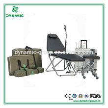 Black Color Portable Dental Chair Chinese Dental Lab Equipment