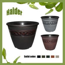 flower pot plastic plant pots wholesale