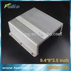 High Quality Power Amplifier Heat Sink,Aluminum Amplifier Heatsink
