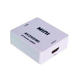 Mini Size rca to hdmi converter 1080P