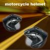 Sunshine NEW open face double visor motorcycle helmet unique DOT,ECE motorcycle helmets new style open face helmet 2014