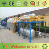 Low investment extracting oil from waste rubber system with high profit