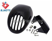 ZJT002 Sportster Fairing FRP Motor Fairing Motorcycle Prison Front Headlight Fairing Kit