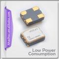 electrónica ic chip del módulo tztytx tcxo temperatura compensada de oscilador de cristal de soldadura de reflujo
