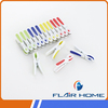 cheap well sold colorful pegs European standard pegs manufacturer Plastic Clothes Soft Grip Peg
