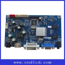 HDMI+AV+VGA+Audio+TV +DP LCD monitor LCD LED TV Board Mainboard Motherboard support resolution Up to 2560x1400