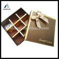 Montagne chine fournisseur gros personnalisé boîte de chocolat