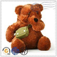 Wholesale china hot selling factory customized plush toy zodiac bear