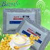 Natural biochemical food preservatives for soy milk
