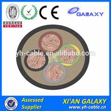 Factory price wholesale 0.6/1KV underground cables CU/XLPE/SWA/PVC power cable manufacturer