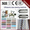 2014 Hot sale ultrasonic lace sewing machine, butterfly sewing machine manual