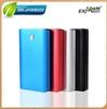Christmas gift solar charger power bank 8000mah