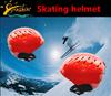 Sunshine soft sports helmet, Ski Helmet Snowboard Helmet, Inmold Ski Helmet