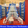 wholesale chicken coops/bird breeding cages/poultry control shed equipment
