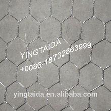 hexagonal aluminum mesh ( ISO9001 factory)
